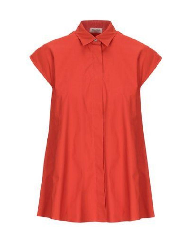BLANCA SHIRTS Shirts Women on YOOX.COM