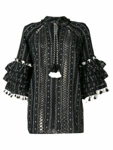 Dodo Bar Or Tatiana ruffle blouse - Black