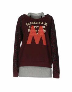 FRANKLIN & MARSHALL TOPWEAR Sweatshirts Women on YOOX.COM