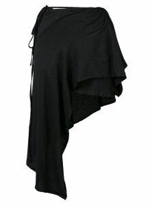 Ann Demeulemeester lucian skirt - Black