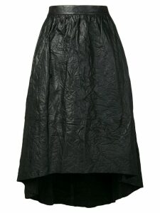 Zadig & Voltaire textured skirt - Black