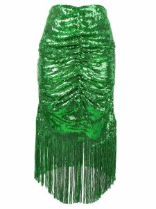 Giuseppe Di Morabito sequin-embellished skirt - Green