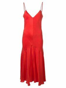 Mara Hoffman Seraphina slip dress - Red