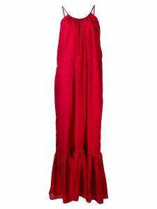 Kalita Brigitte maxi dress - Red