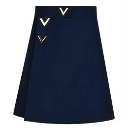 Valentino Cady Mini Skirt
