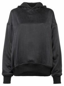 Amiri oversized hoodie - Black