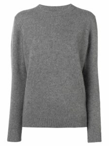 The Elder Statesman crew neck sweater - Grey