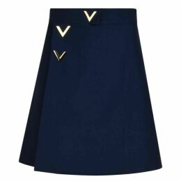 Valentino Cady Mini Skirt