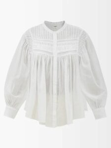 Proenza Schouler - L Tote Leather Bag - Womens - Khaki