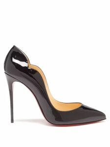 Three Graces London - Prudence Striped Linen Blend Dress - Womens - Pink Stripe