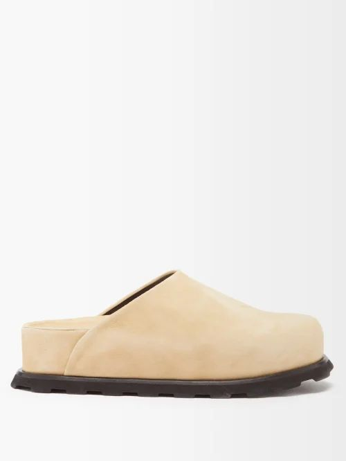Gabriela Hearst - Torres Fringed Wool Blend Coat - Womens - Camel