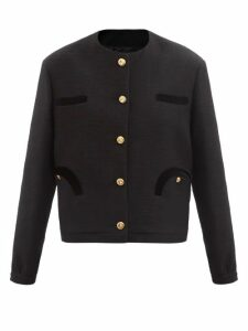 Temperley London - Starlet Sequinned Georgette Skirt - Womens - Light Pink