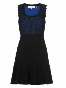 Diane Von Furstenberg Ribbed Dress