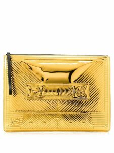 Corto Moltedo big Cassette clutch - Gold