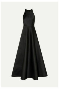 Jason Wu Collection - Satin Gown - Black