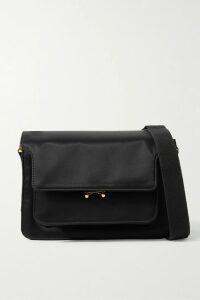 Prada - Leather Coat - Camel