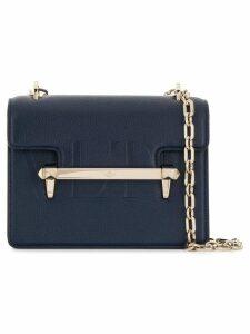 Valentino Valentino Garavani Uptown shoulder bag - Blue
