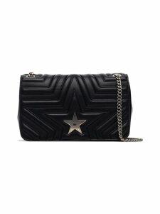 Stella McCartney Stella Star quilted shoulder bag - Blue
