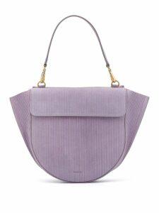 Wandler Hortensia medium bag - Purple