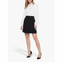 Damsel in a Dress Bea City Suit Skirt, Black