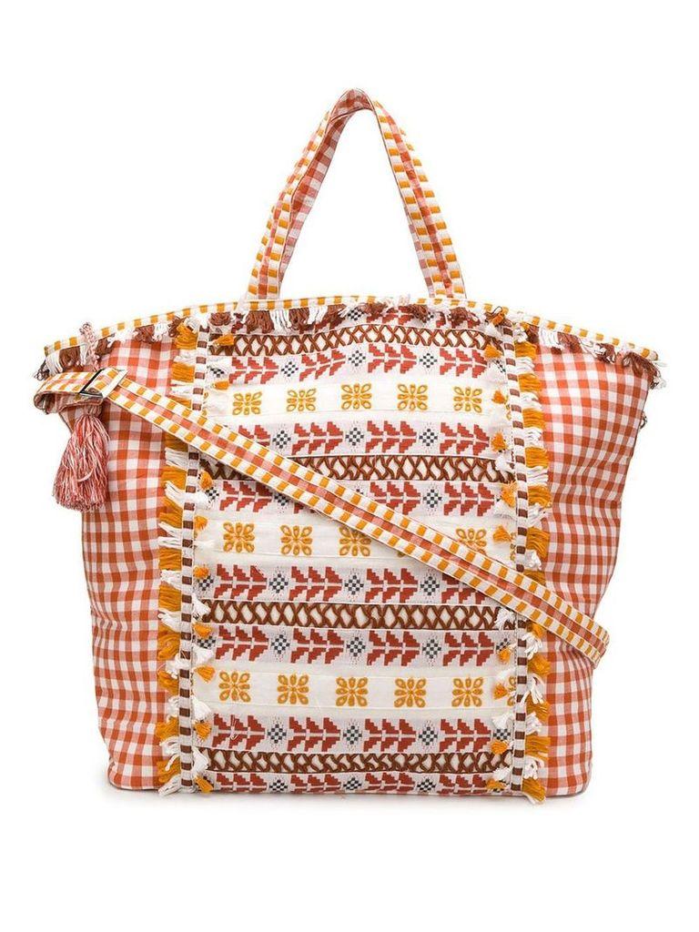 Dodo Bar Or Oana beach bag - Orange