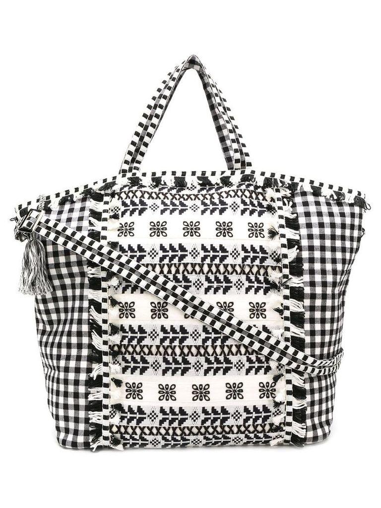 Dodo Bar Or Oana beach bag - Black