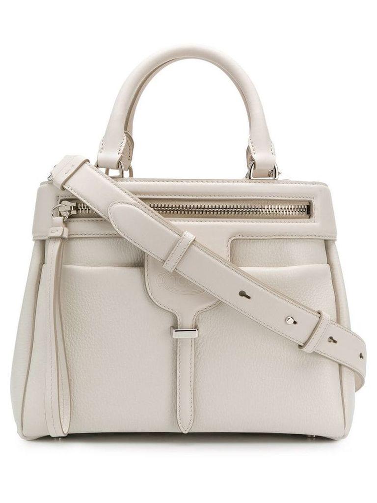 Tod's Thea small tote bag - White