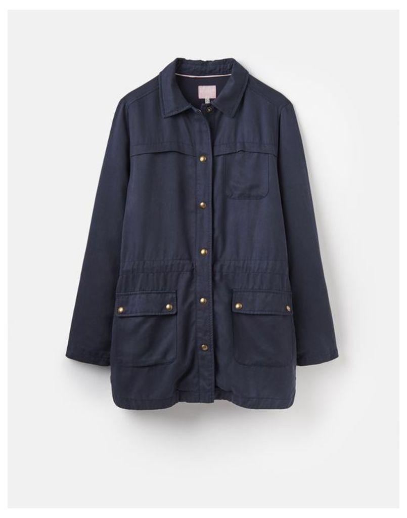 MARINE NAVY 204544 Safari Jacket  Size 14