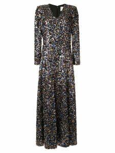 Ingie Paris sequin long dress - Multicolour