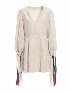 Stella McCartney Monogram Print Dress