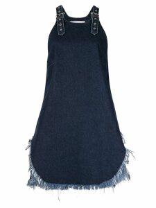 Marques'Almeida sleeveless denim dress - Blue
