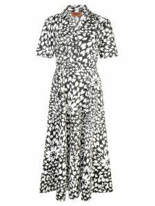 Missoni floral shirt dress - Black