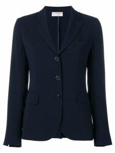 Alberto Biani single breasted blazer - Blue