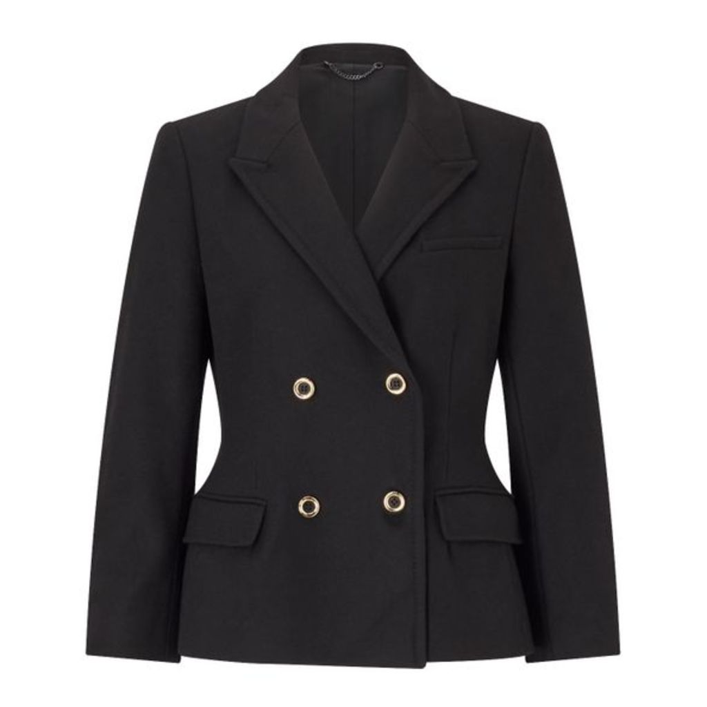 Jigsaw Pressed Flannel Db Jacket