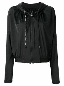 Pinko zipped hoodie - Black