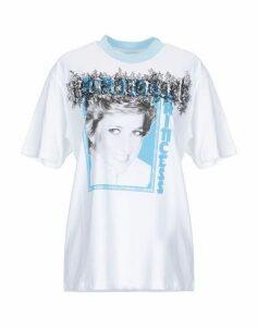 OFF-WHITE™ TOPWEAR T-shirts Women on YOOX.COM