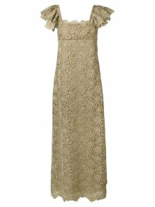 Valentino Beauty and the Beast dress - Gold