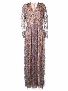 Ingie Paris floral dress - Multicolour