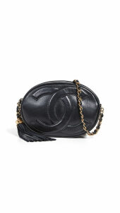 What Goes Around Comes Around Chanel CC Oval Bag