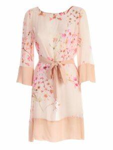 TwinSet Floral Print Dress