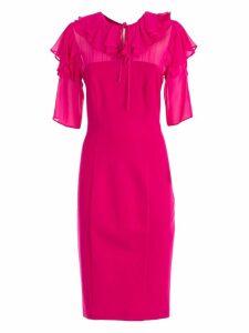 TwinSet Ruffled Dress