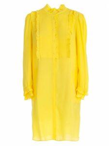 TwinSet Buttoned Dress