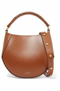 Wandler - Corsa Mini Leather Tote - Tan
