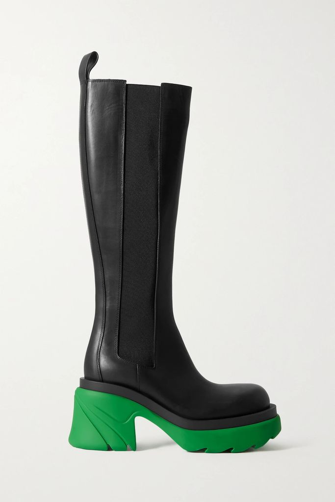 Maje - Cruise Double-breasted Checked Woven Blazer - Stone