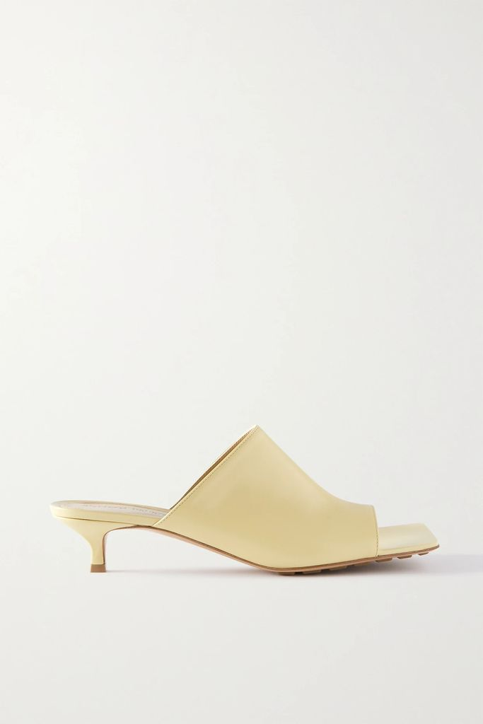 Ellery - Visual Pun Layered Embroidered Coated Cotton-blend Coat - Ivory