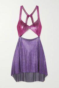 Norma Kamali - Diana One-shoulder Ruched Stretch-jersey Dress - Black