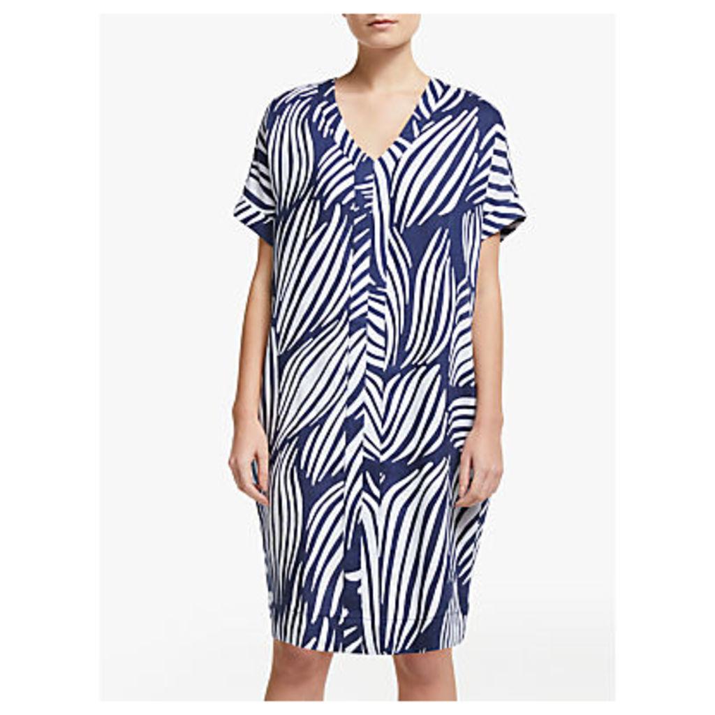John Lewis & Partners Linen Shell Dress