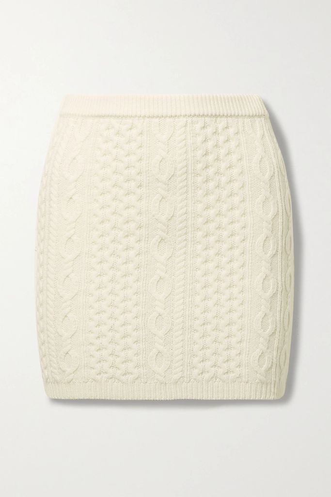 Alanui - Embroidered Distressed Denim Shirt - Dark denim