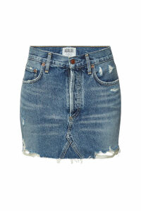 AGOLDE Quinn Denim Skirt