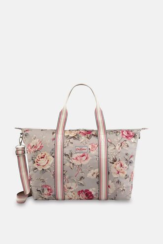 Garden Rose Foldaway Overnight Bag